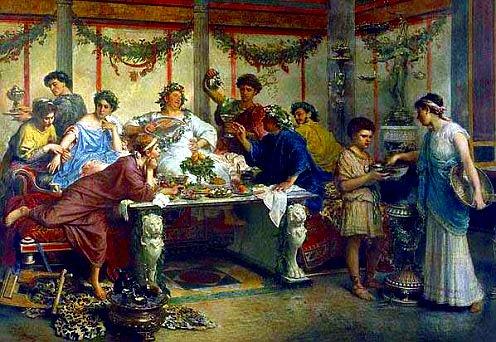 Roman Parentalia