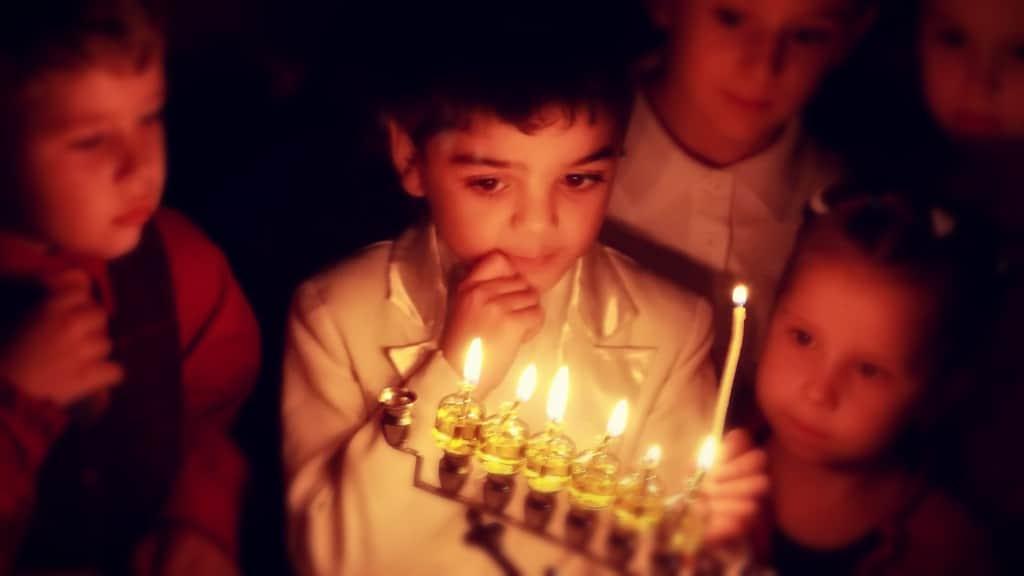 Janucá — Hanukkah — La Fiesta de las Luces