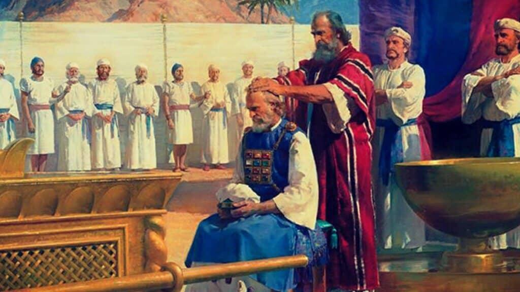 Aarón — Hermano de Moisés