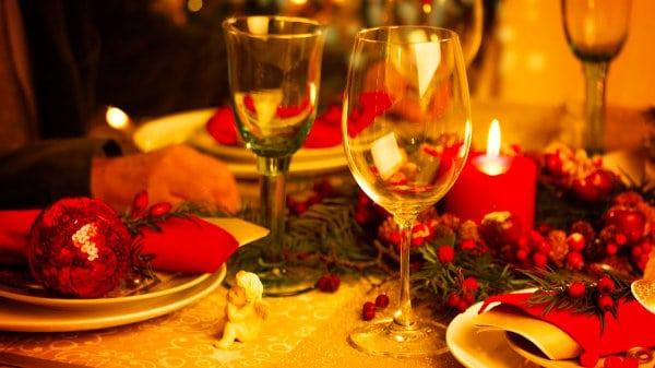Origen de la mesa de nochebuena