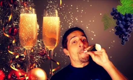 Tradición de fin de año — Afuera lo viejo y venga lo nuevo