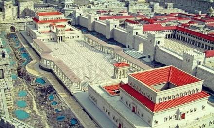 Hallan calles de la época de Herodes en Jerusalen
