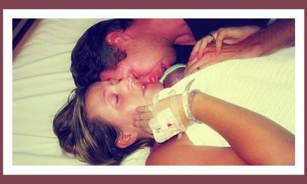 Una australiana que después de dar a luz a sus gemelos prematuros, logró algo increíble