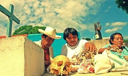 Pomuch, Donde Los Muertos No Espantan — México