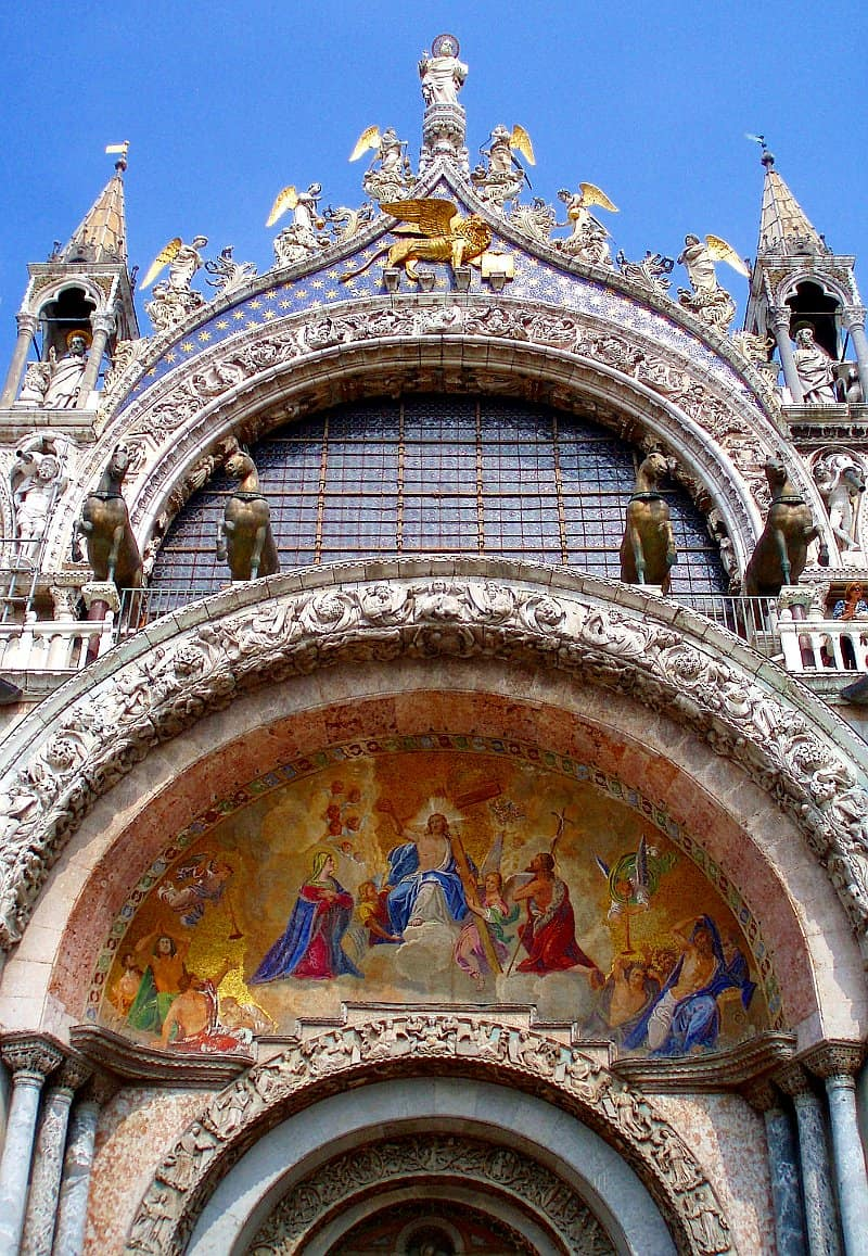 plaza de san marcos en venecia italia turismo m stico On puerta 3 de san marcos