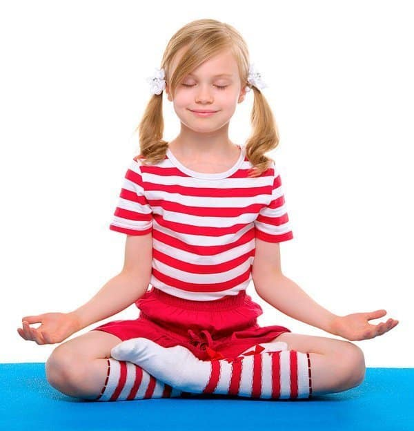 Método fácil para enseñar a meditar a los niños