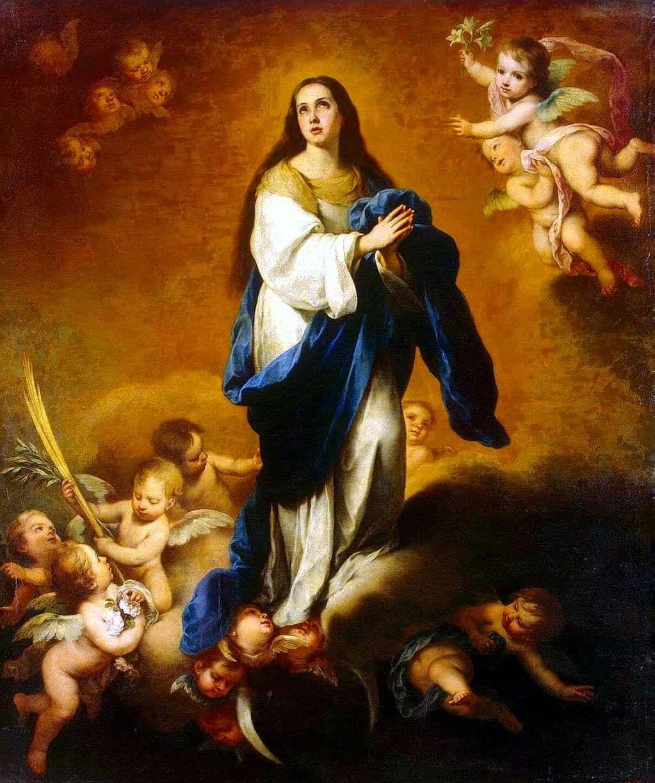 Inmaculada Concepción de María Santísima — 8 de Diciembre — Día de la Purísima