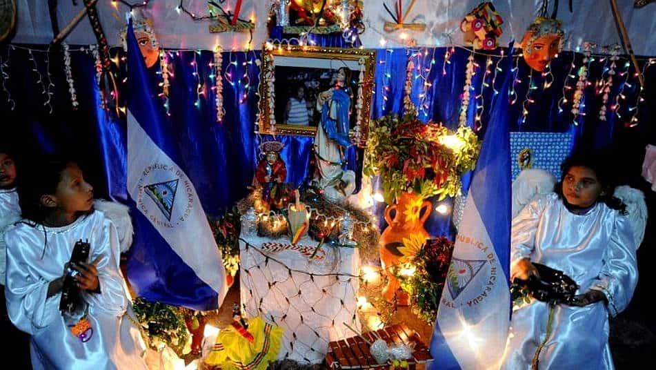 La Gritería — Tradición Religiosa de Nicaragua