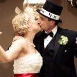 Besos en Estados Unidos en Fin de Año