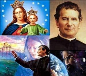 El Milagro de San Juan Bosco