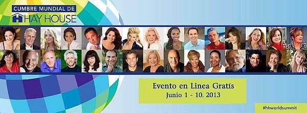 Cumbre Mundial de Hay House 1 al 10 de Junio de 2013