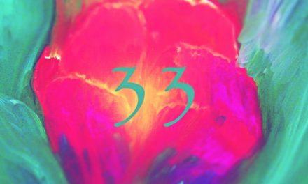 Número 33 — Secuencia numérica del 33
