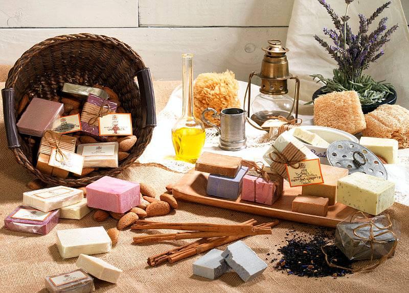 El sucio origen del jabón