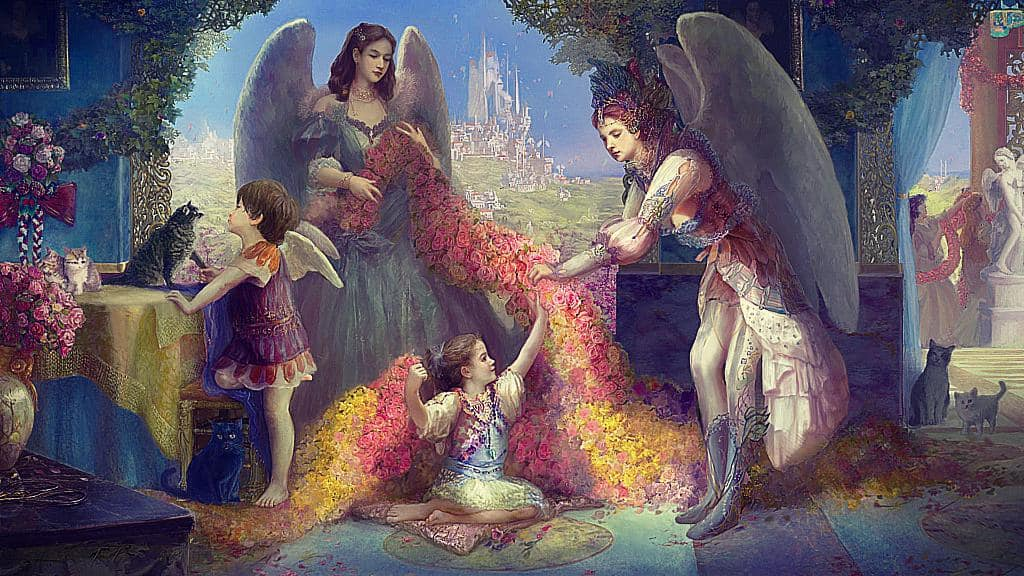 ¿Sabes como se comunican nuestros ángeles con nosotros?