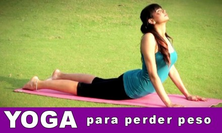 Clase de yoga para perder peso
