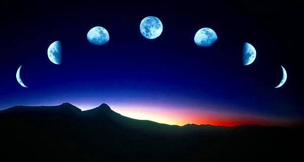 Influencia de las fases lunares en el nacimiento