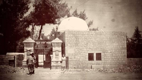 Tumba de Raquel — Un lugar judío sagrado desde la antigüedad