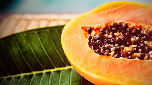Remedios caseros con las semillas de papaya (lechosa)
