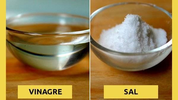 Ritual de la Sal y el Vinagre