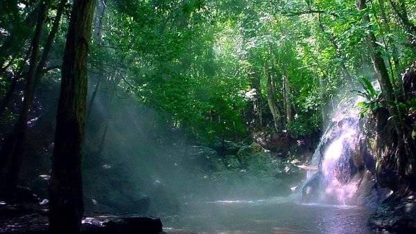 Aguas Termales de Anzoátegui