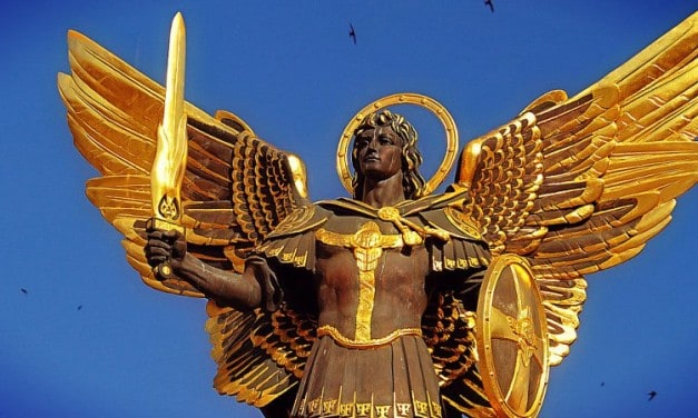 Arcángel Miguel ¿Quién como Dios?