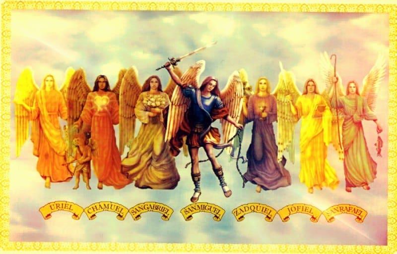 29 de Septiembre — Día de los Arcángeles