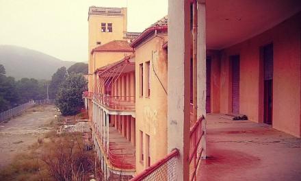 El Sanatorio de Sierra Espuña — Leyendas Urbanas en España