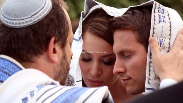 Rituales más importantes del matrimonio judío