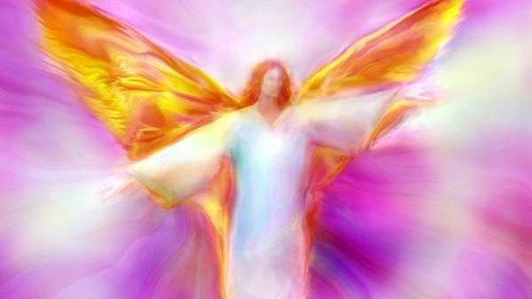 Arcangel Sandalfon — Angel de la Gloria de Dios