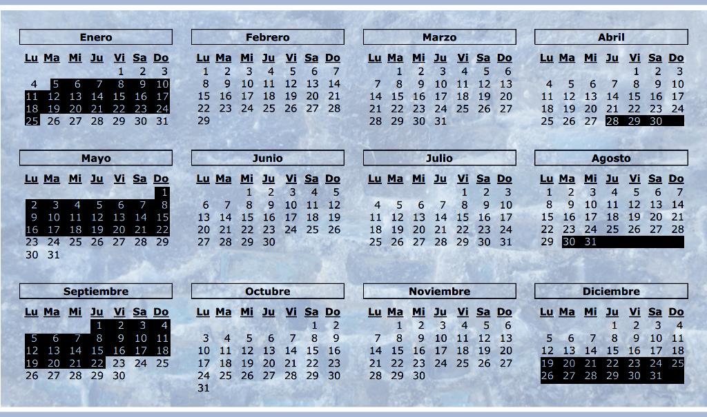 Mercurio Retrógrado — Año 2016