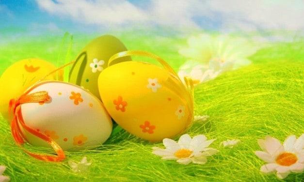 ¿Por qué se pintan los Huevos de Pascua?