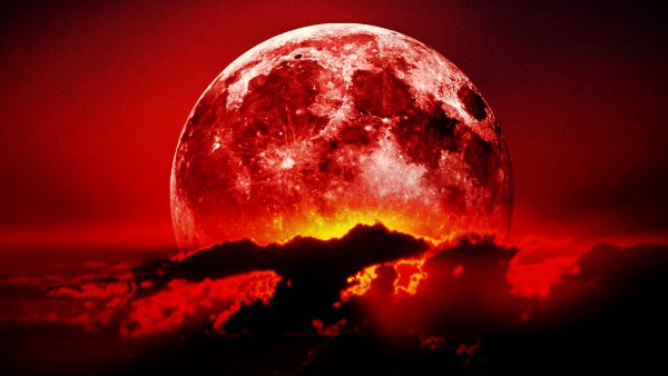 Predicciones de la luna roja 2015 — Expertos Alfonso León