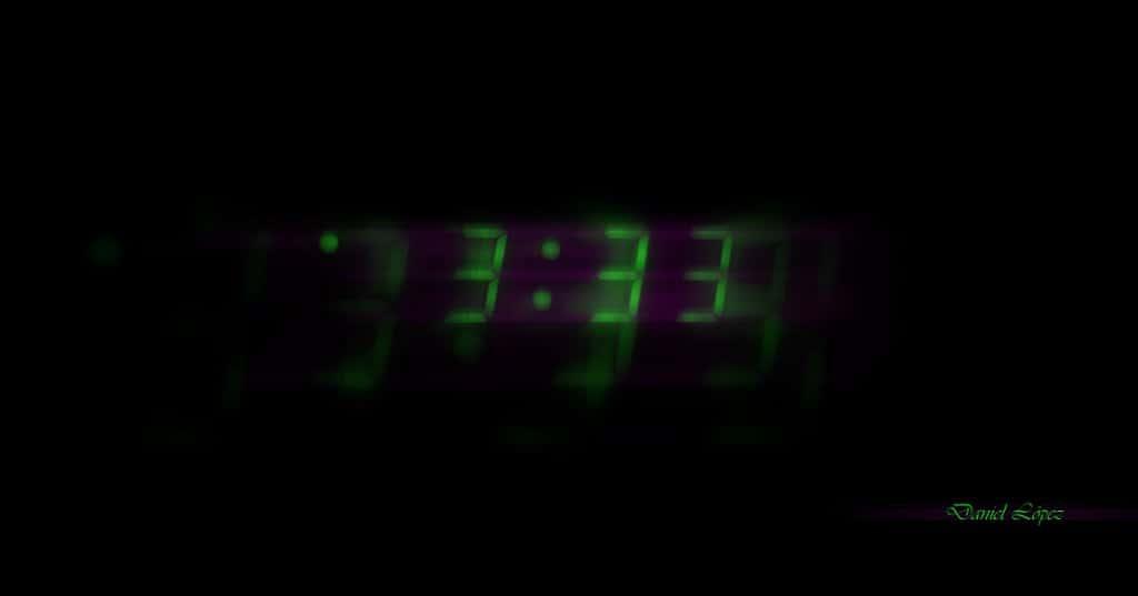 03:33 am —¿La Hora del Diablo?