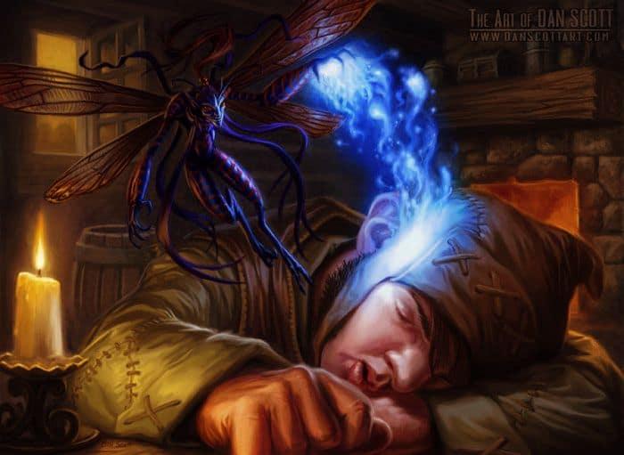 Larvas Energéticas — Parásitos Astrales