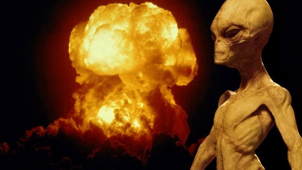 Extraterrestres evitaron una guerra nuclear — afirma astronauta Edgar Mitchel