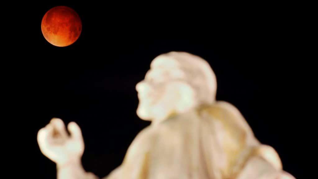 Eclipse de Luna de Roja — 27 de Septiembre 2015