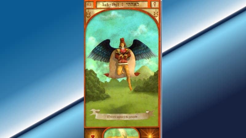 Ángel Iah-hel — 08 Marzo, 20 Mayo, 01 Agosto, 13 Octubre, 25 Diciembre