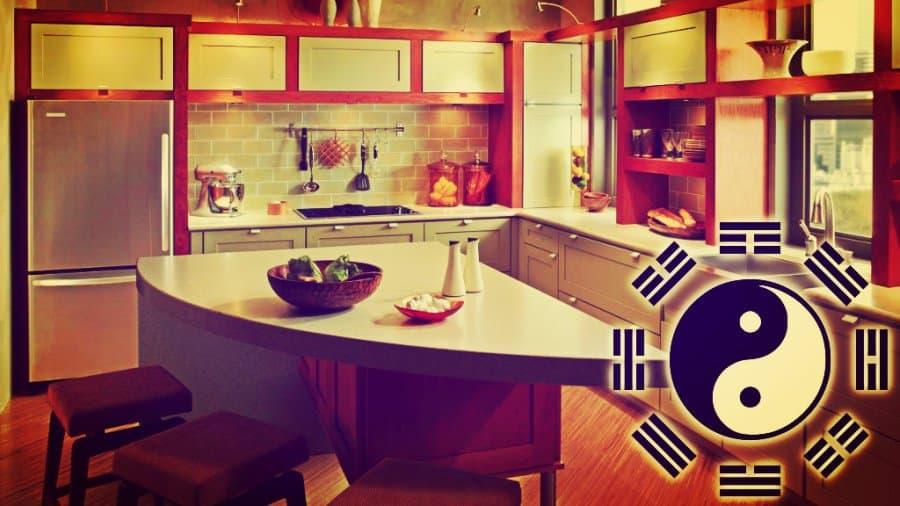 Feng shui en la cocina para la prosperidad m nica koppel for Planos de cocinas feng shui