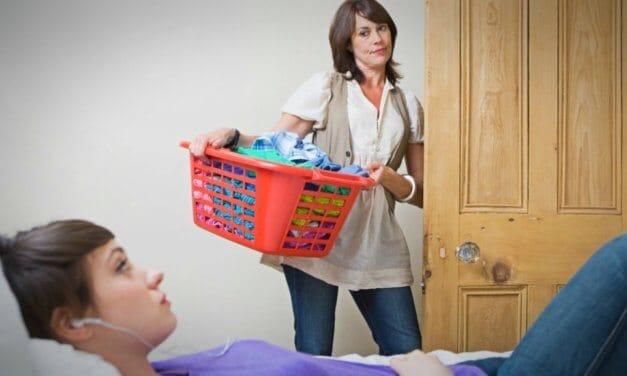 Límites a los hijos adultos ¿Hasta donde hay que ayudarlos?