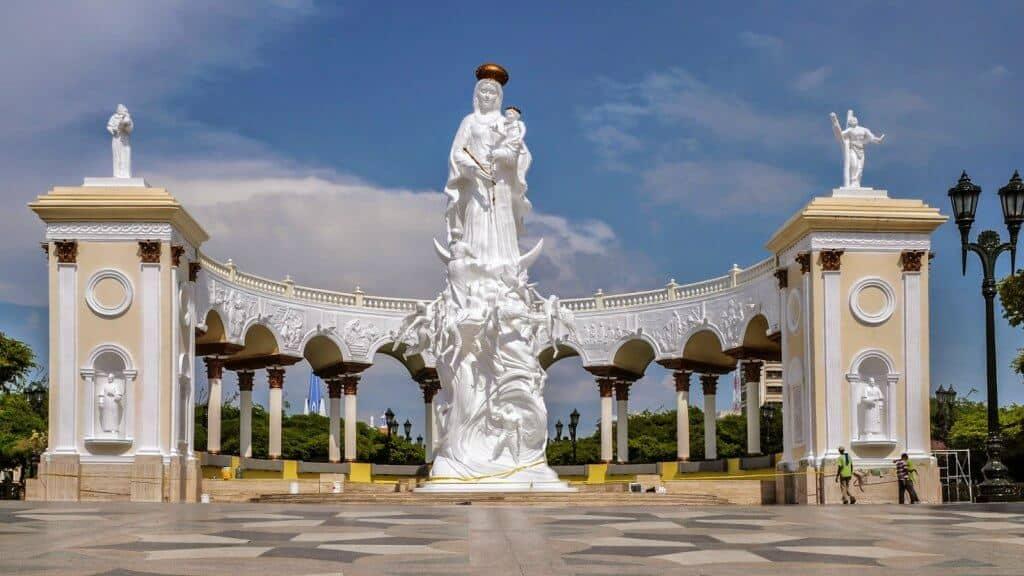 Virgen de Chiquinquirá — Estado Zulia, Venezuela