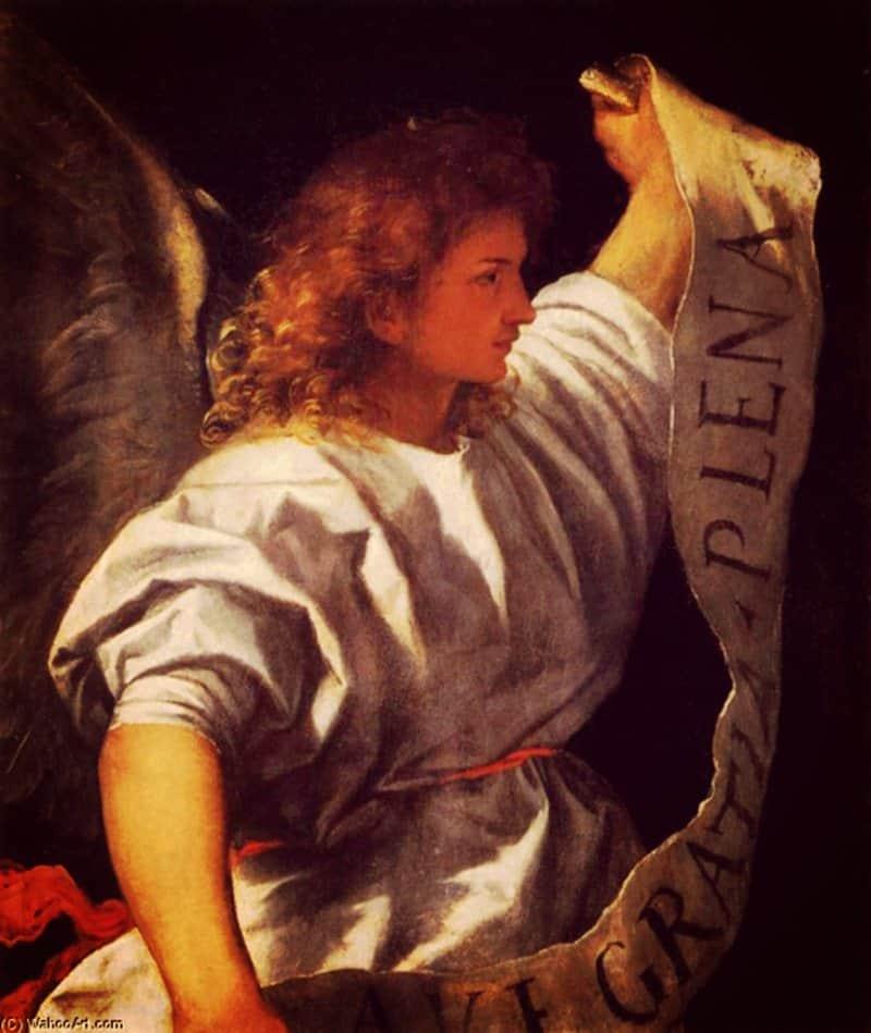 Gabriel — El ángel del Adviento