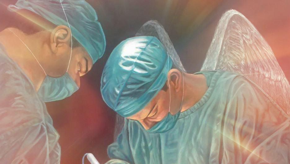 Ángeles de hospital — Médicos del más allá