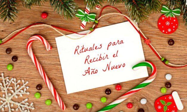 Rituales para Recibir el Año Nuevo 2017