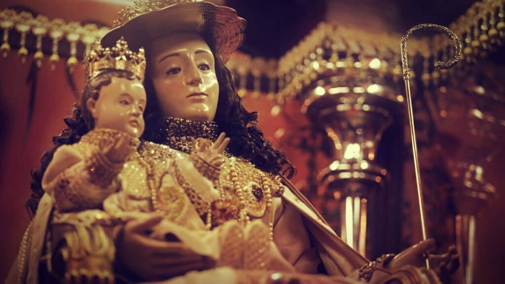 14 de enero Día de la Divina Pastora de Barquisimeto, Venezuela