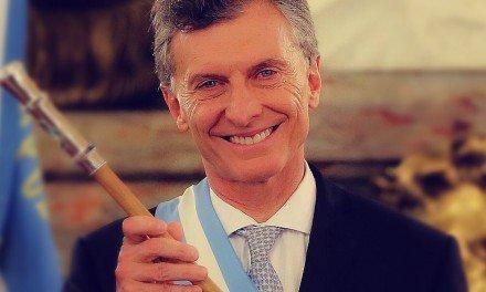 """Presidente Macri: al despacho presidencial se le hicieron tres """"limpiezas energéticas"""""""