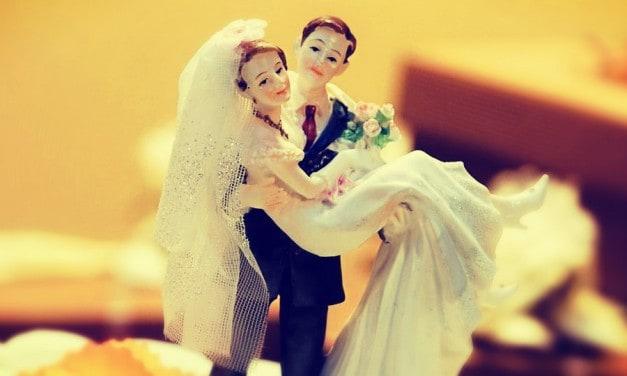 Significado de los aniversarios de boda