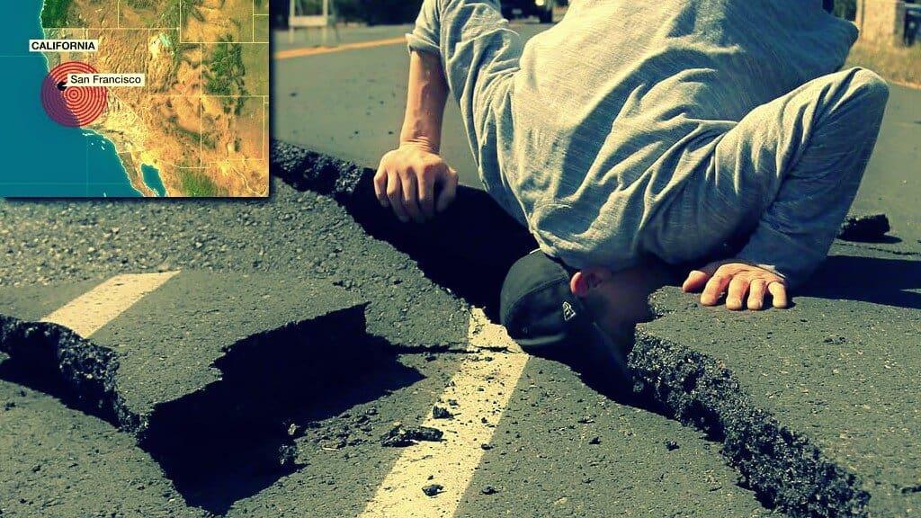 Alertan por mega terremoto en California Estados Unidos