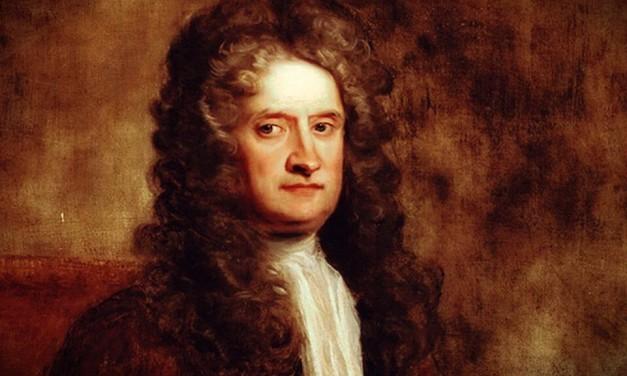 Isaac Newton — Profecía Fin del Mundo