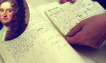 La fórmula para la inmortalidad — El manuscrito de Isaac Newton