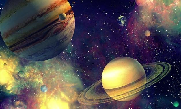 Júpiter y Saturno Retrógrados